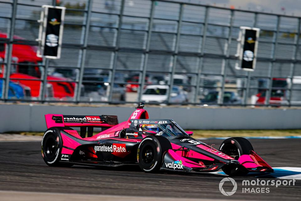 """Alex Palou, Dale Coyne Racing with Team Goh Honda<span class=""""copyright"""">Barry Cantrell / Motorsport Images</span>"""