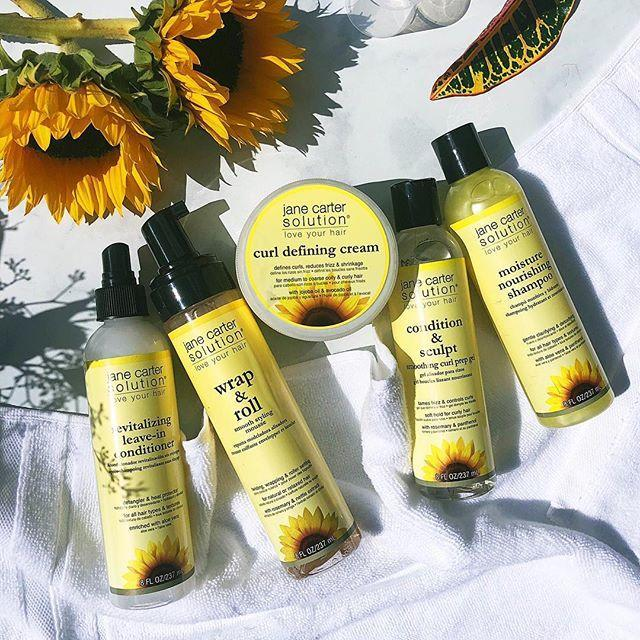 """<p>An allergic reaction to her beauty products prompted Jane Carter, a veteran hairstylist of more than 20 years, to create this plant-based haircare line.</p><p><strong>Editor's Pick</strong>: <em>Curl Drench Cleansing Co-Wash, $12</em></p><p><a class=""""link rapid-noclick-resp"""" href=""""https://janecartersolution.com/products/curl-drench-cleansing-co-wash-16-oz?variant=31385489571915"""" rel=""""nofollow noopener"""" target=""""_blank"""" data-ylk=""""slk:SHOP NOW"""">SHOP NOW</a></p><p><a href=""""https://www.instagram.com/p/BnbOFv1HqEU/"""" rel=""""nofollow noopener"""" target=""""_blank"""" data-ylk=""""slk:See the original post on Instagram"""" class=""""link rapid-noclick-resp"""">See the original post on Instagram</a></p>"""