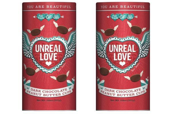 Valentines Candy Ranked UnReal Dark Chocolate Peanut Butter Cups