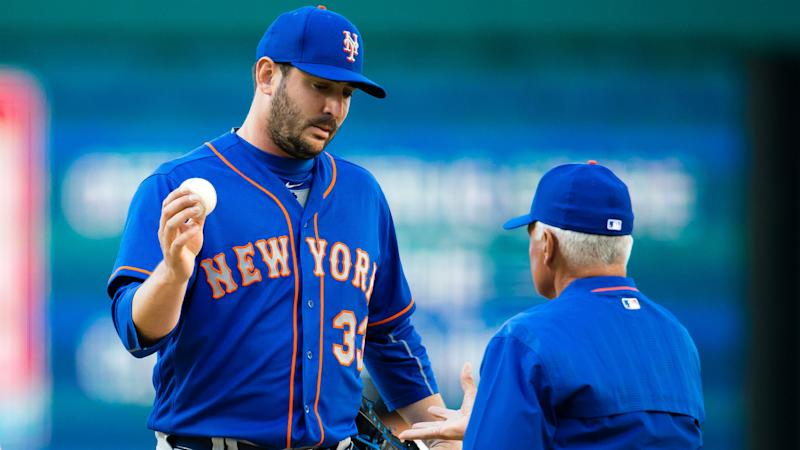 Mets' Harvey might need surgery for thoracic outlet syndrome