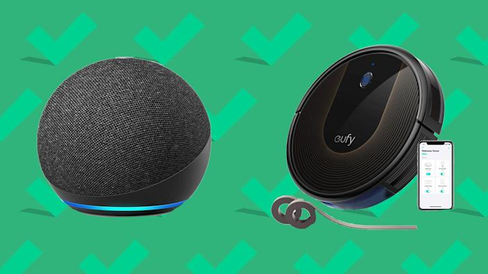 This Tuesday, shop and save on smart speakers, robot vacuums and more on Amazon.