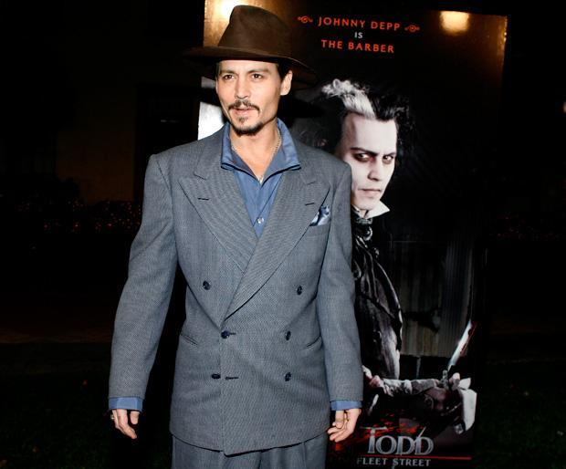 Johnny Depp, the darling 'Captain Jack Sparrow', has been nominated three times in his career. For 'Pirates of the Caribbean: The Curse of the Black Pearl'    in 2003, 'Finding Neverland' in 2004, and 'Sweeney Todd' in 2007.