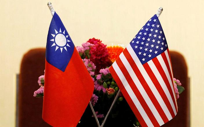 The US is Taiwan's biggest arms supplier - Tyrone Siu/Reuters