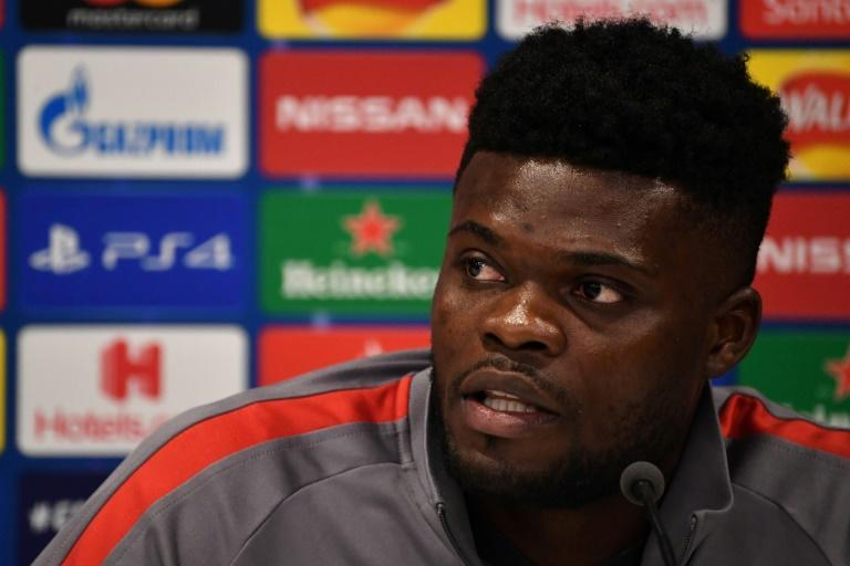 Ghana midfielder Thomas Partey made a big-money move to Arsenal at the end of the transfer window