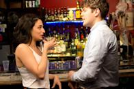 "<p>Gillian Robespierre's thoughtful directorial debut follows Donna (Jenny Slate), a young comic who develops a crush on a one night stand after accidentally getting pregnant from their little rendezvous. <strong>Obvious Child </strong>centers on the issue of abortion, <a href=""https://www.popsugar.com/news/Ways-Combat-Abortion-Stigma-45130315"" class=""link rapid-noclick-resp"" rel=""nofollow noopener"" target=""_blank"" data-ylk=""slk:destigmatizing the process"">destigmatizing the process</a> while threading it into a cute, <a href=""https://www.popsugar.com/entertainment/Underrated-Romantic-Comedies-45456177"" class=""link rapid-noclick-resp"" rel=""nofollow noopener"" target=""_blank"" data-ylk=""slk:understated rom-com"">understated rom-com</a> story. </p>"