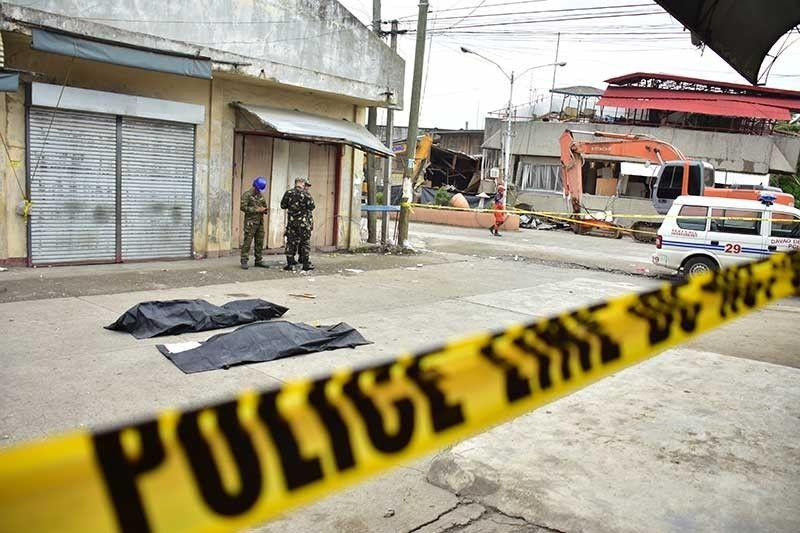 Davao quake death toll climbs to 8