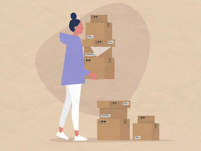 <p>Many retailers are be closed but some shops are still allowing customers to pick up their orders</p> (iStock)