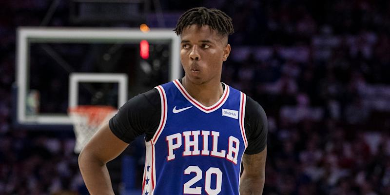 Markelle Fultz s future with the 76ers suddenly looks up in the air ... f2e534d8a