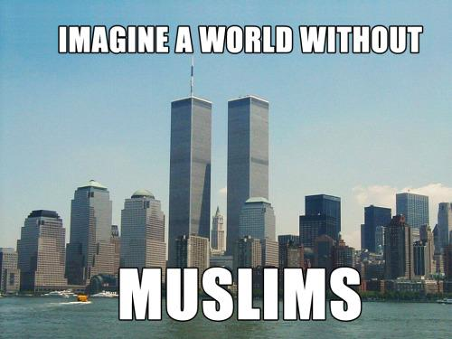 Imagine a world without Muslims? Someone did, and its going viral!