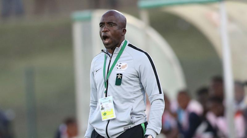 David Notoane, South Africa U23 coach, June 2019