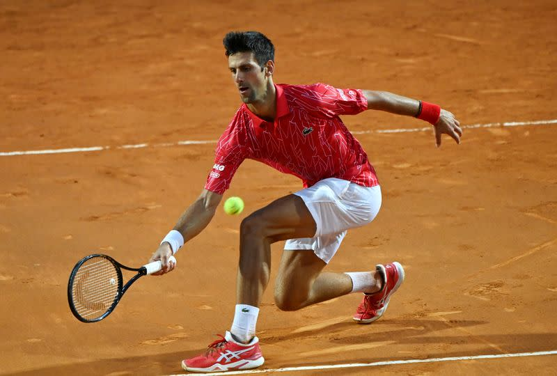 Djokovic seeks French Open redemption after New York fiasco