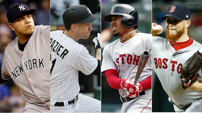 Yankees' trade for Frazier, Robertson could give old-school jolt to Red Sox rivalry