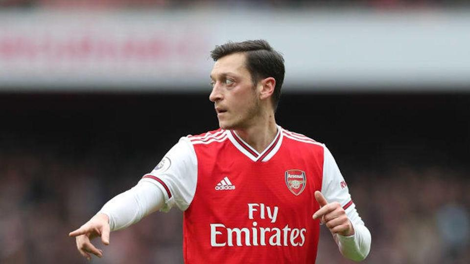 Mesut Ozil | Alex Morton/Getty Images