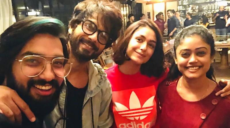 Kabir Singh Composers Sachet-Parampara Roped In To Compose Music for Shahid Kapoor's Jersey (View Post)