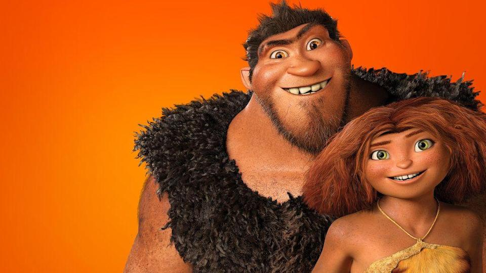 """<p>Before the sequel comes out at the end of 2020, refresh your family on this caveman comedy, about a prehistoric family that has to venture out into unfamiliar terrain.</p><p><a class=""""link rapid-noclick-resp"""" href=""""https://www.netflix.com/title/70143241"""" rel=""""nofollow noopener"""" target=""""_blank"""" data-ylk=""""slk:STREAM NOW"""">STREAM NOW</a> </p>"""