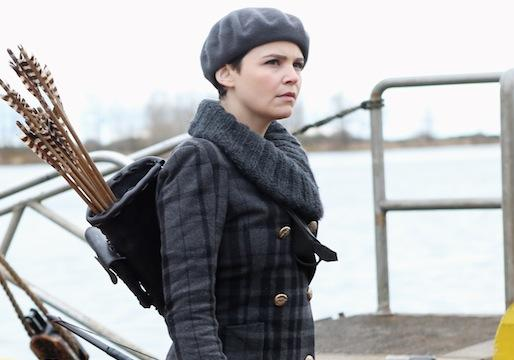 Video: Once Upon a Time's Snow Solves a Giant Problem, and Meet Cassidy Freeman's 'Jack'