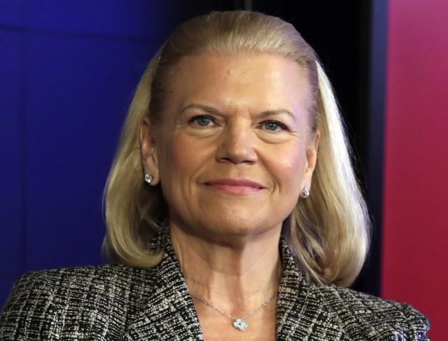 <p>No. 6: Ginni Rometty, President and CEO, IBM<br>Rometty, 60, dropped from fourth place on this list last year due to IBM's shrinking revenue, <em>Fortune</em> reports. Billionaire investor Warren Buffett also sold off a third of his company's IBM shares, which led to a sharp stock drop. The future is not all bleak for Rometty though, as the company's revenue from analytics, cloud, mobile, and security is rising.<br>Company Financials (2016, or most recently completed fiscal year)<br>Revenues ($M) 79919<br>Profits ($M) 11872<br>Market Value as of 9/14/17 ($M) 135634.6<br>(Canadian Press) </p>