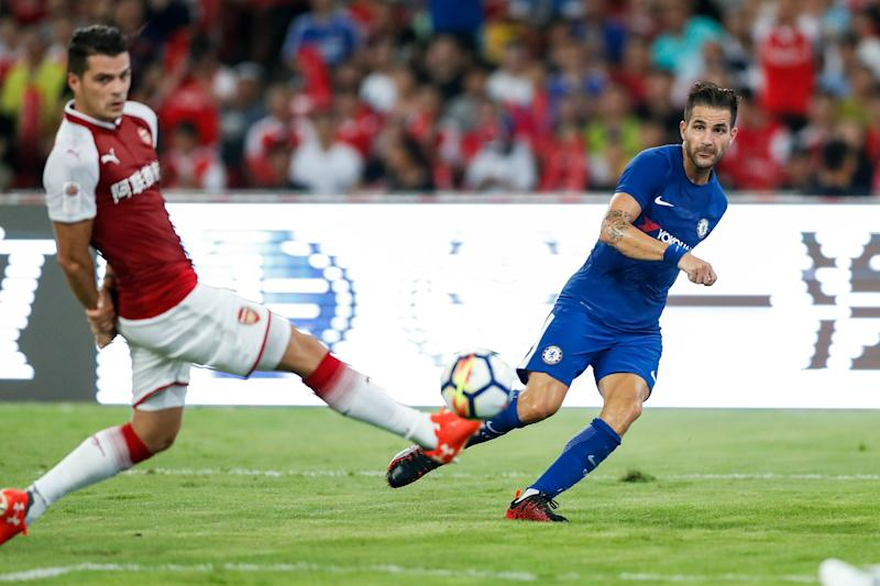 Conte believes Fabregas could be key for Chelsea