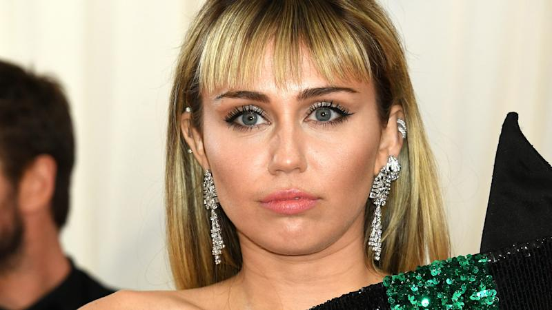 Miley Cyrus pays tribute to 'sunshine' grandmother following death