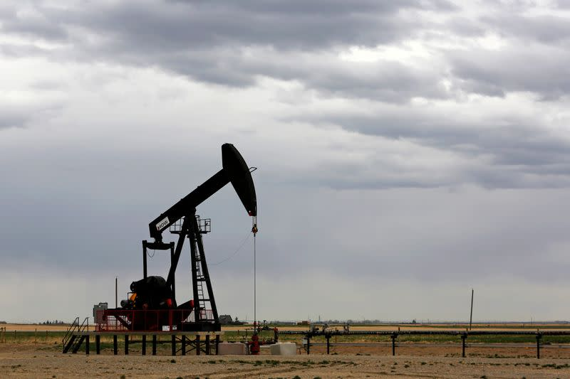 Oil falls on caution over demand recovery