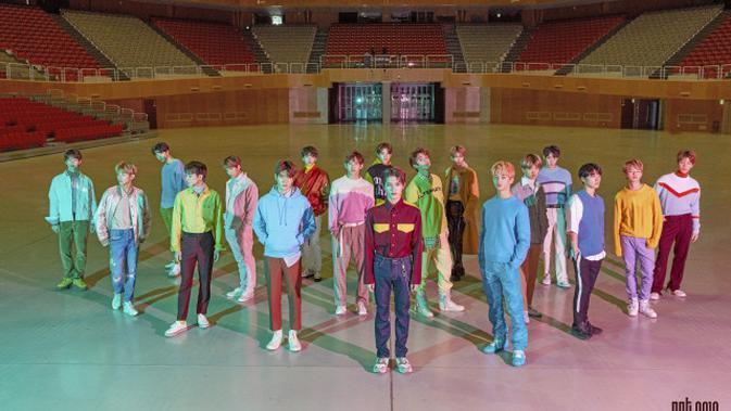 NCT. (YouTube SMTOWN)