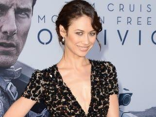 "Olga Kurylenko recovered from the novel coronavirus. <p class=""copyright"">Jason Merritt/Getty</p>"