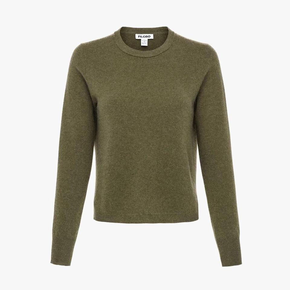 """$99, FILORO. <a href=""""https://filoro.com/collections/womens-pullovers/products/kendall"""" rel=""""nofollow noopener"""" target=""""_blank"""" data-ylk=""""slk:Get it now!"""" class=""""link rapid-noclick-resp"""">Get it now!</a>"""