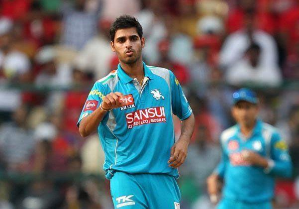 Bhuvneshwar Kumar is currently India's main bowler in all formats of the game.