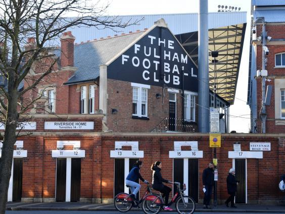 Two players from Fulham tested positive (Reuters)