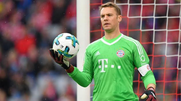 Ancelotti defends Bayern fitness coach after Neuer injury