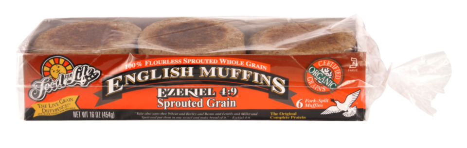 Ezekiel 4:9 English Muffins