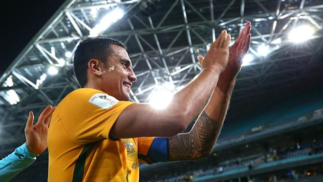 Arguably Australia's greatest player Tim Cahill has retired from international football after 107 caps and 50 goals.
