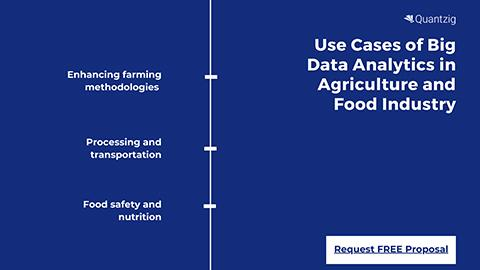 How Is Big Data Transforming the Food Industry? | Head to Quantzig's Recent Article to Find out