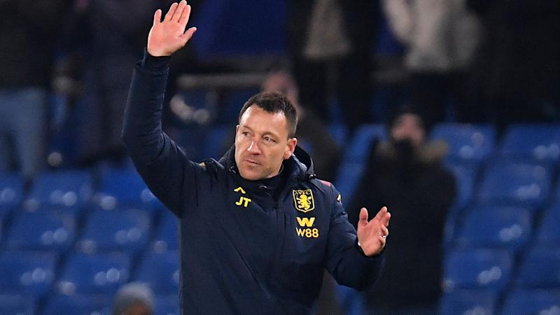 'I'm glad John had his moment' - Chelsea boss Lampard hails 'legend' Terry on Stamford Bridge return