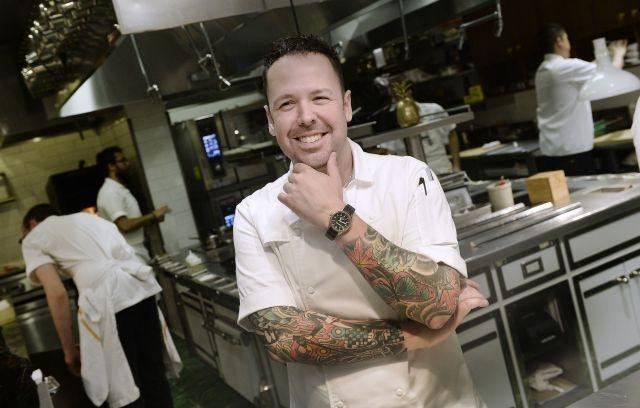 Aaron Silverman: From accounting intern to Michelin-starred US chef