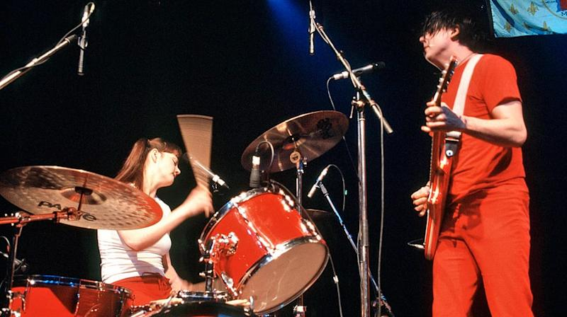 White Stripes Stream First-Ever Concert for 20th Anniversary