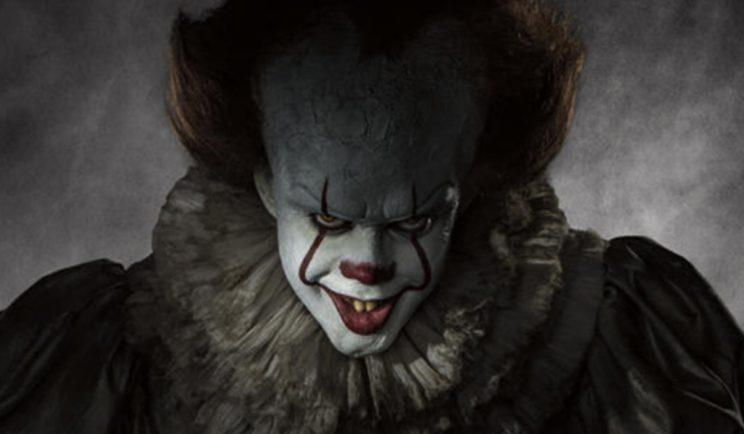 Pennywise the clown - Credit: Warner Bros.