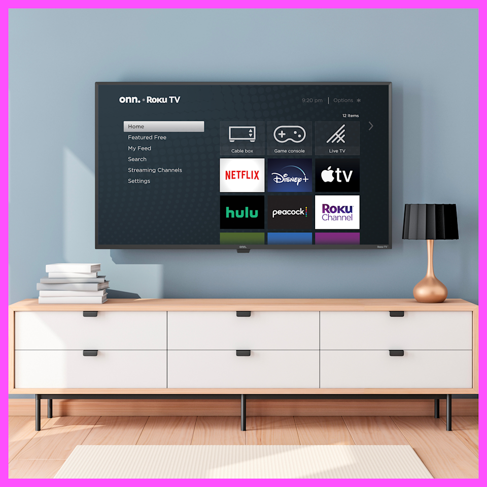 Only $88 will get you this onn. 42-inch Class Full HD LED Roku Smart TV. (Photo: Walmart)
