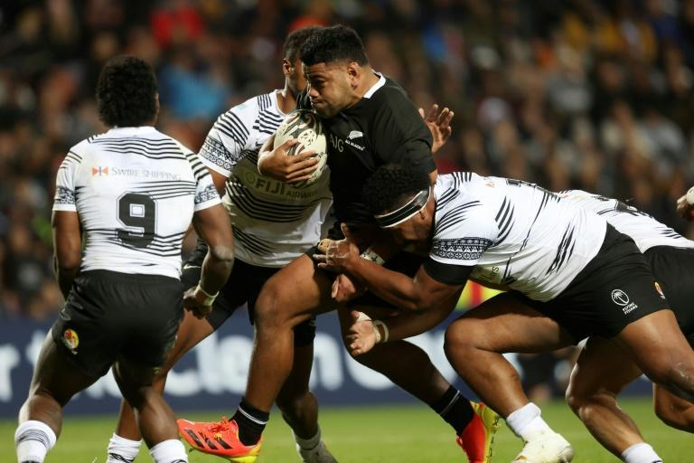 Twice the All Blacks turned down kickable penalties in favour of a lineout and twice the ploy failed