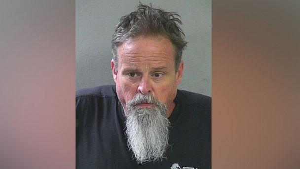 PHOTO: Brian Dripps Sr. in a police booking photo. (Canyon County Sheriff's Office)