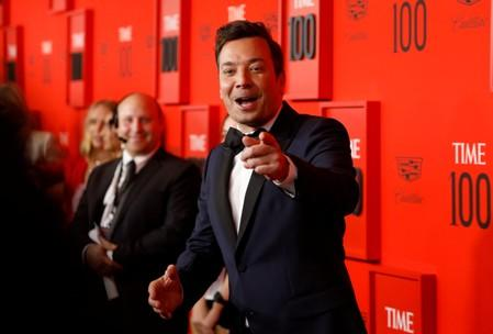 Tennis: Say what? Comedian Fallon behind bizarre player remarks