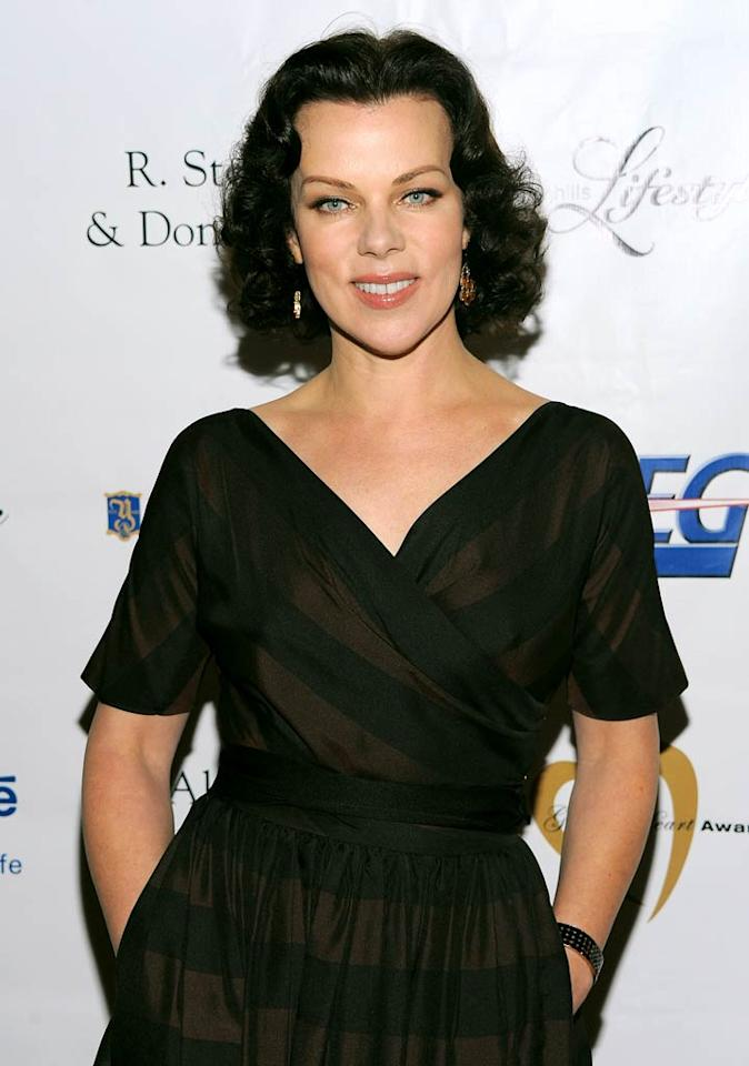 "August 13: Debi Mazar (""Entourage"") turns 47. Angela Weiss/<a href=""http://www.gettyimages.com/"" target=""new"">GettyImages.com</a> - May 9, 2011"