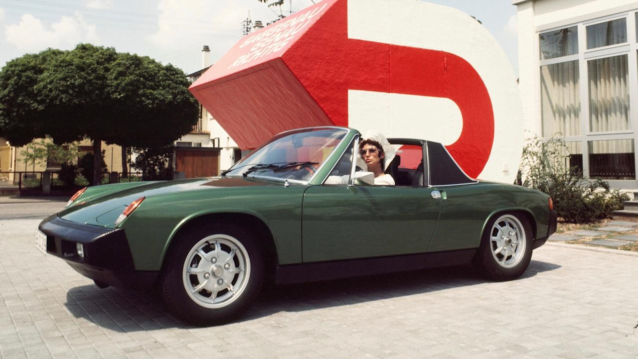 <p>The 914, Porsche's late 1960s entry-level mid-engine sports car, turns 50 years old this year. To celebrate, Porsche is throwing a party at its museum in Stuttgart. The automaker has also released a small collection of extremely cool in-period pictures from when the 914 was new. Take a trip back through time with us.</p>