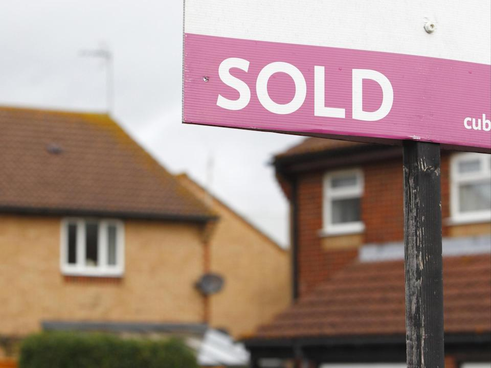 Several housing market reports have pointed to a mini-boom as the housing market has reopened for business - and those behind the new research said the push for larger properties as buyers search for more space appears to be driving this growth (PA)