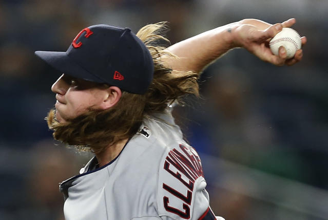 Mike Clevinger should be a bankable source for wins and Ks, and he's available at a friendly price. (AP Photo/Kathy Willens)