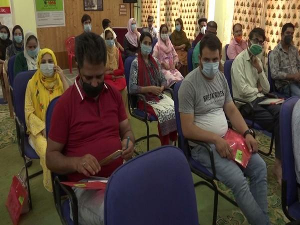 Workshop on Child Labour conducted in Srinagar (Photo/ANI)