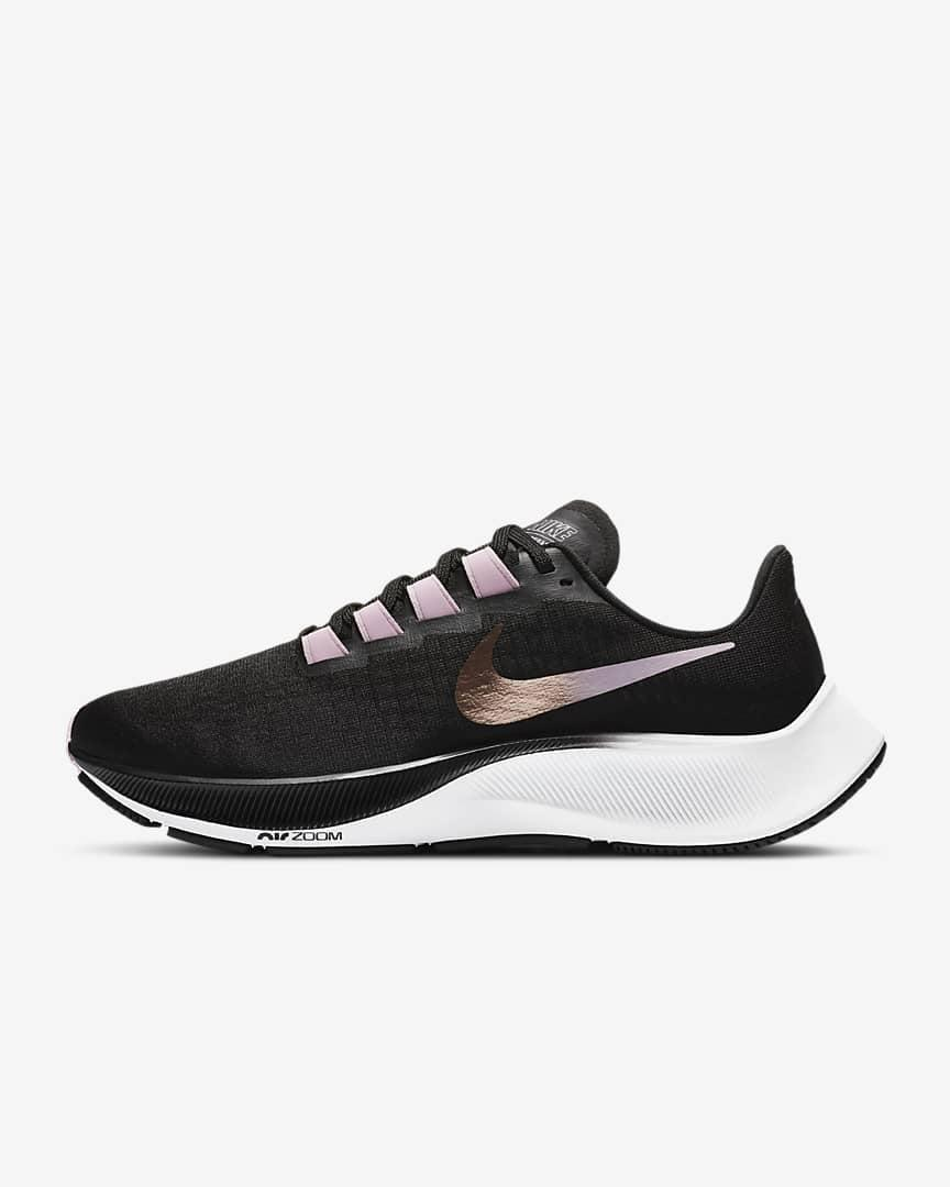 <p>These <span>Nike Air Zoom Pegasus 37 Running Shoes</span> ($90, originally $120) are a runner's favorite. They're structured but still allow your feet to move easily.</p>