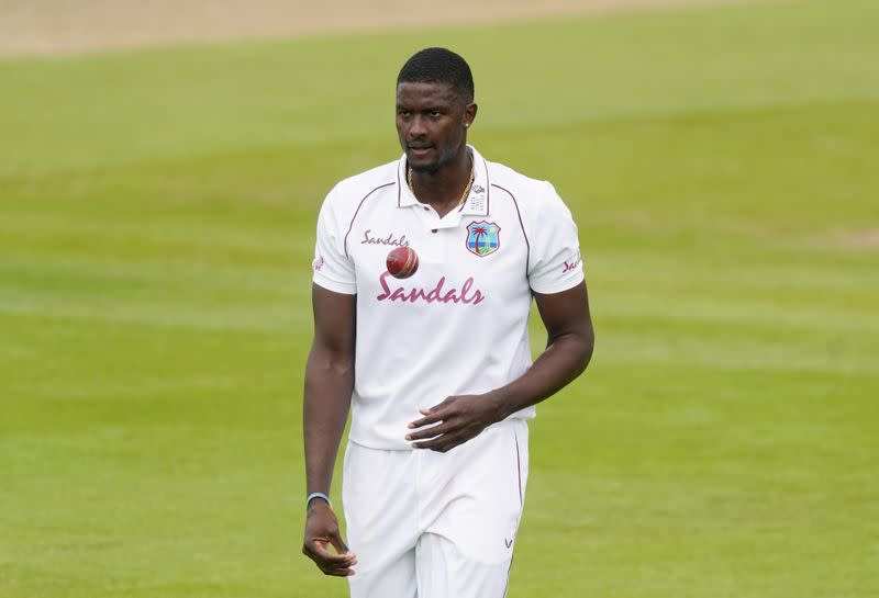 Skipper Holder laments Windies' lack of grit against England