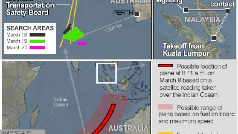 Malaysia Airlines MH370 debris search resumes in Indian Ocean