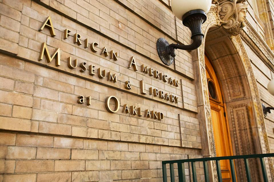"""When you're ready to dig deep into the experiences of African Americans in the West, particularly in <a href=""""https://www.cntraveler.com/story/48-hours-in-oakland?mbid=synd_yahoo_rss"""" rel=""""nofollow noopener"""" target=""""_blank"""" data-ylk=""""slk:Oakland"""" class=""""link rapid-noclick-resp"""">Oakland</a>, this is the spot. <a href=""""https://www.oaklandlibrary.org/locations/african-american-museum-library-oakland"""" rel=""""nofollow noopener"""" target=""""_blank"""" data-ylk=""""slk:The archives"""" class=""""link rapid-noclick-resp"""">The archives</a> include interviews with local civil rights activists, educators, writers, and musicians. The microfilm collection contains information on slavery, military service, and Oakland, the birthplace of the Black Panther Party. """"The same struggles are being repeated, the same demands unmet,"""" says Jean Paul Zapata of Visit Oakland. """"Through the lens of the past, we can hopefully better understand our present and future."""""""